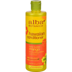 Alba Botanica Hawaiian Hair Conditioner Mango Moisturizing - 12 Fl Oz