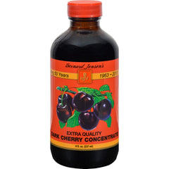 Bernard Jensen Black Cherry Concentrate Extra - 8 Fl Oz