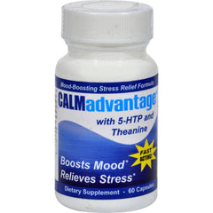 Advanced Nutritional Innovations Calm Advantage - 60 Capsules