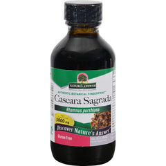 Nature's Answer Cascara Sagrada Bark - 3 Fl Oz