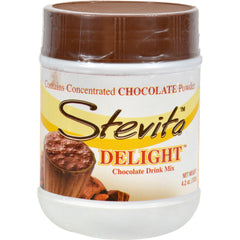 Stevita Delight Chocolate Drink Mix - 4.2 Oz