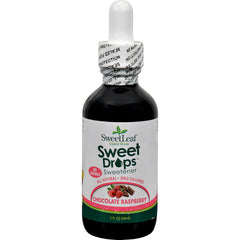 Sweet Leaf Liquid Stevia Chocolate Raspberry - 2 Fl Oz