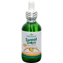 Sweet Leaf Sweet Drops Sweetener Valencia Orange - 2 Fl Oz