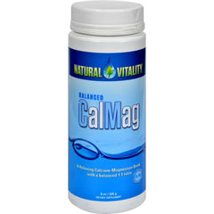 Natural Vitality Calmag - 8 Fl Oz