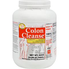 Health Plus The Original Colon Cleanse - 3 Lbs