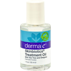 Derma E Skinbiotics Treatment Oil - 1 Fl Oz