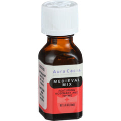 Aura Cacia Essential Solutions - Medieval Mix - .5 Oz