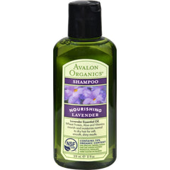 Avalon Shampoo Trial Refill - Lavender - Case Of 24 - 2 Oz