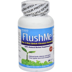 Canfo Natural Products Flushme - 30 Vcaps