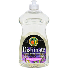Earth Friendly Dishmate - Lavender - 25 Oz - Case Of 6