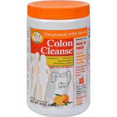 Health Plus Colon Cleanse Orange - 9 Oz