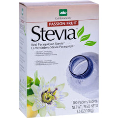 Cid Botanicals Stevia Passion Fruit Packets - 3.5 Oz