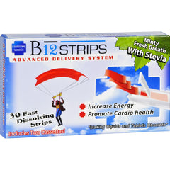 Essential Source B12 Strips - 1000 Mcg - 30 Pack