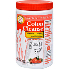 Health Plus Colon Cleanse - Strawberry Stevia - 9 Oz