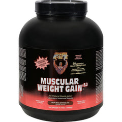 Healthy 'n Fit Muscular Weight Gain 3 - Chocolate - 4.4 Lbs
