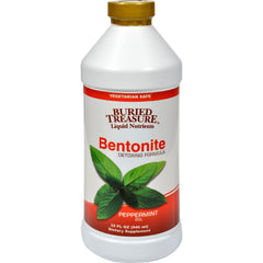 Buried Treasure Bentonite Detox Formula - 32 Fl Oz