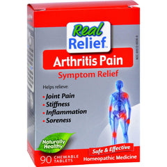 Homeolab Usa Arthritis Pain Relief - 90 Tablets