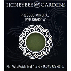 Honeybee Gardens Eye Shadow - Pressed Mineral - Conspiracy - 1.3 G - 1 Case