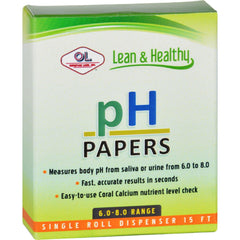 Olympian Labs Ph Papers - 6.0-8.0 Range - 15 Ft
