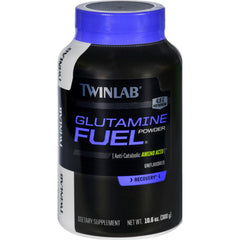 Twinlab Glutamine Fuel - Powder - Unflavored - 10.6 Oz