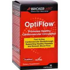 Bricker Labs Optiflow - 30 Capsules