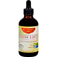 Bioray Liver Life - 4 Oz