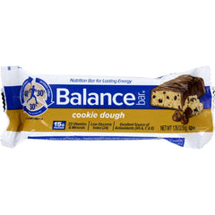 Balance Bar - Cookie Dough - 1.76 Oz - Case Of 6