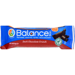 Balance Bar - Dark Chocolate Crunch - 1.58 Oz - Case Of 6