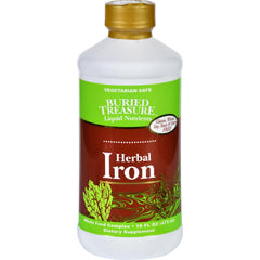 Buried Treasure Herbal Iron - 16 Oz