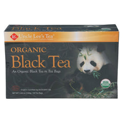 Uncle Lees Tea - Organic - Legends Of China - Black - 100 Bags