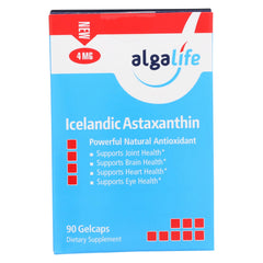 Algalife Usa Icelandic Astaxanthin 4mg- 90 Count