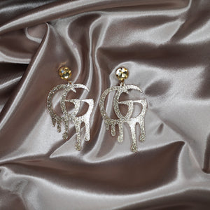 GLAM DRIP EARRINGS - VOLITION