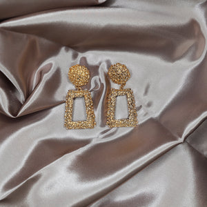 DIVINE EARRINGS GOLD - VOLITION