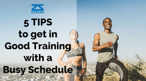 5 Tips to Fit in Good Running Workouts with a Busy Schedule