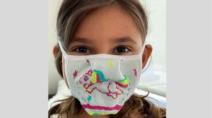 How to get your kids to wear masks (and enjoy it too!)