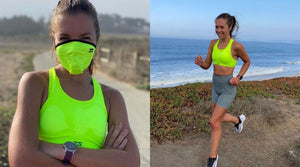Zensah Running Face Mask Review - From the FueledbyLOLz Blog