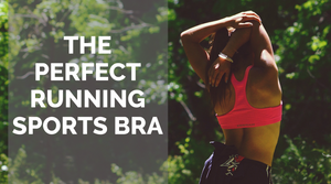 The Perfect Running Sports Bra, made just for you
