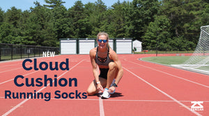 Zensah Launches the Cloud Mid-Cushioned Running Sock