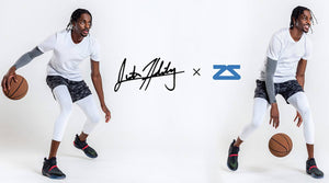 PRESS RELEASE: Zensah Signs NBA Player Justin Holiday for First-Ever Partnership