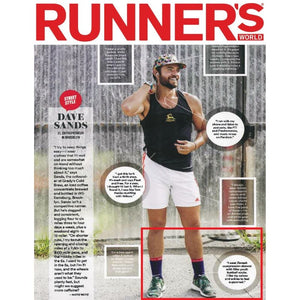 Zensah Compression Leg Sleeves featured in Runner's World