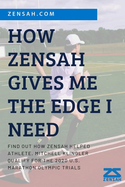 How Zensah gives Mitchell Klingler the edge he needs
