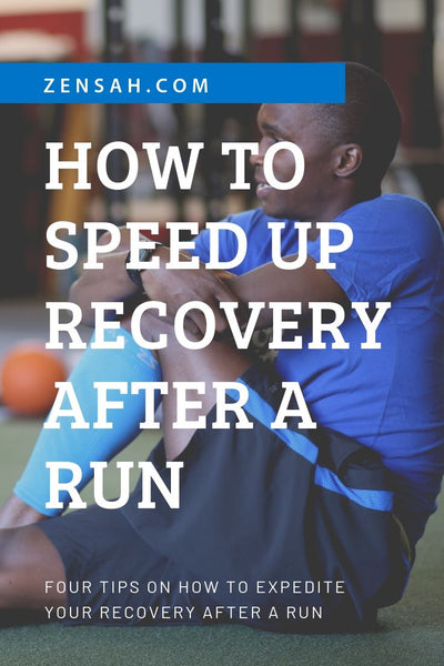 How to speed up recovery after a run