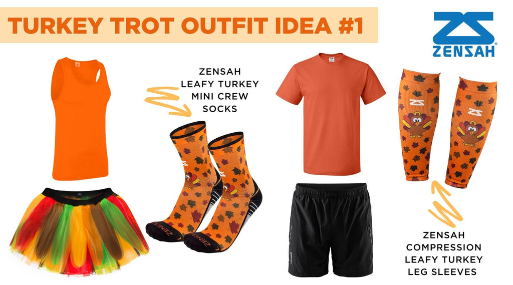 Zensah Turkey Trot Outfit Ideas