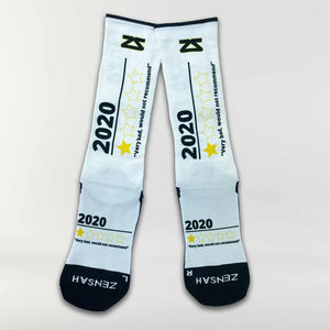 2020 Bad Reviews Compression Socks (Knee-High)