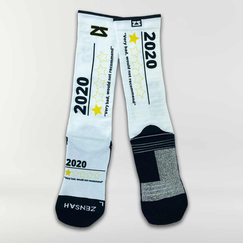2020 Bad Reviews Compression Socks (Knee-High)Socks - Zensah