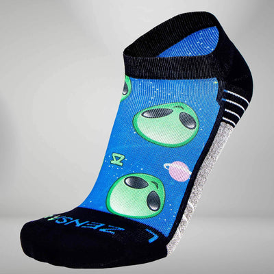 Aliens Socks (No Show)