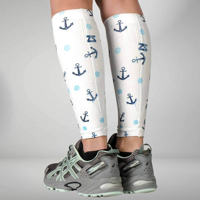 Anchors Compression Leg Sleeves