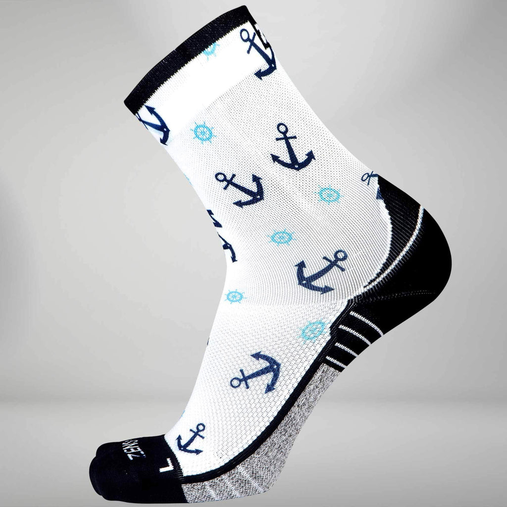 Anchors Socks (Mini Crew)
