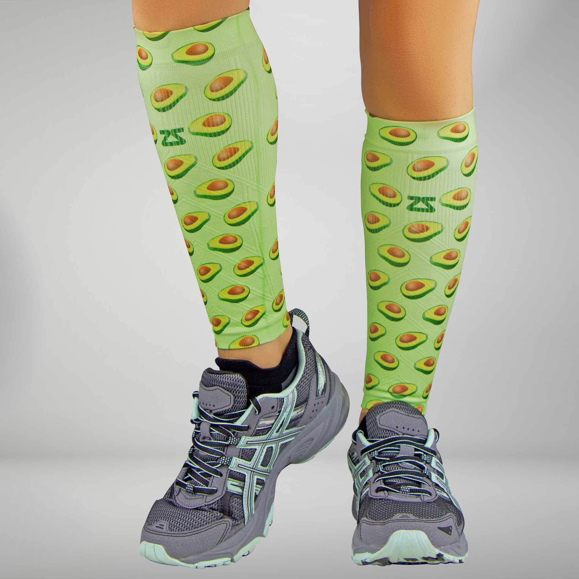 How to zensah wear compression leg sleeves new photo