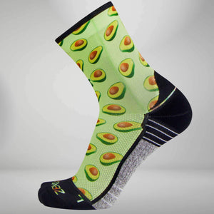 Avocado Socks (Mini Crew)Socks - Zensah